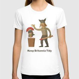Keep Britannia Tidy T-shirt