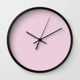Pink N Wall Clock