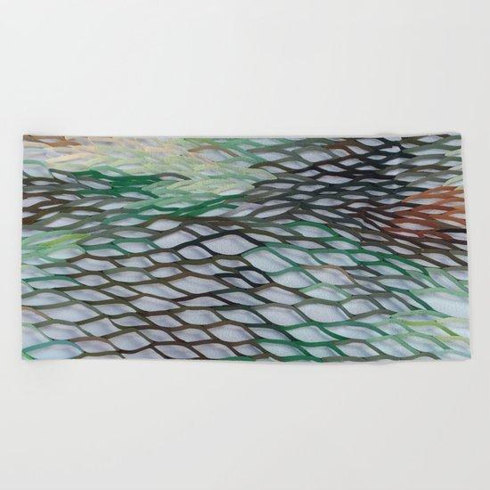 Leaf Collective Beach Towel