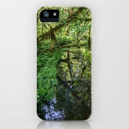 Rain Forest iPhone Case