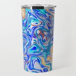 No. 3 Distortions Travel Mug