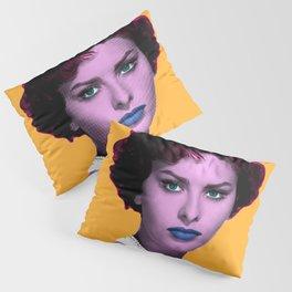 SOPHIA L O R E N POP ART Pillow Sham