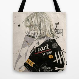 Heavy Thoughts. Tote Bag