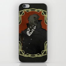 Gentleman Cthulhu iPhone Skin