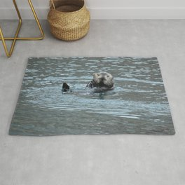 Sea Otter Fellow Rug