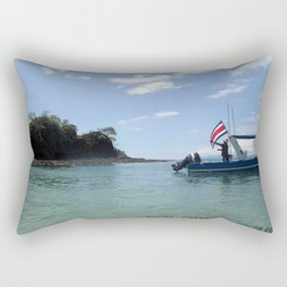 Nicoya Costa Rica Rectangular Pillow