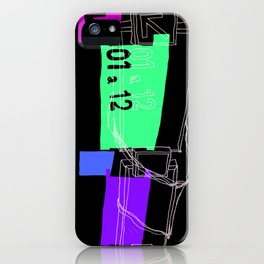 Station iPhone Case