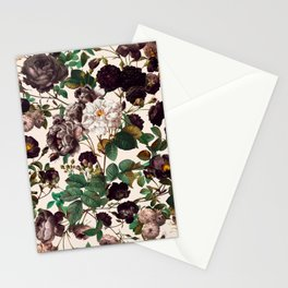 Mysterious Garden III Stationery Cards