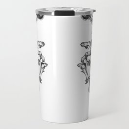 King of the Mountains- the breath of life Travel Mug