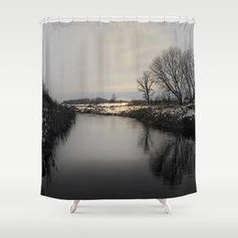 The Creek Shower Curtain