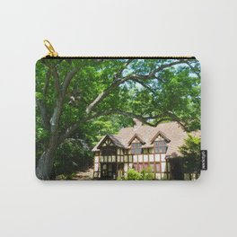 Haus with Tree Carry-All Pouch