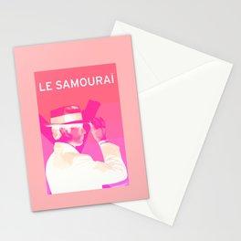 Le Samourai 1  Stationery Cards