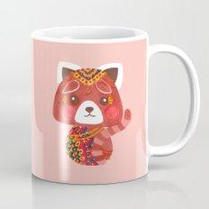 Jessica The Cute Red Panda Mug