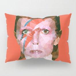 Chamaleon Bowie Pillow Sham