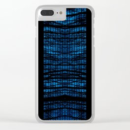 Undiscovered Region Clear iPhone Case