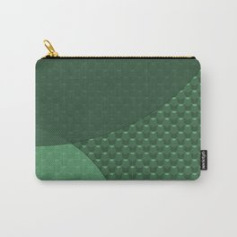 Green creative Carry-All Pouch