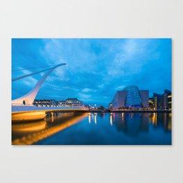 DUBLIN 01 Canvas Print