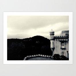 Sintra, Portugal Art Print