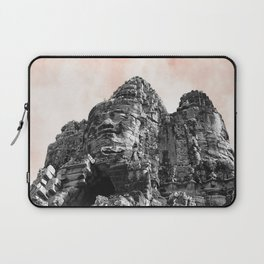 Part of Angkor Wat with candy Laptop Sleeve