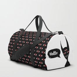 Hello darkness Duffle Bag