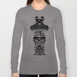 Streetside Totems Long Sleeve T-shirt