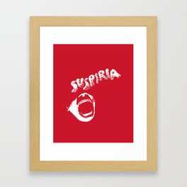 suspiria Framed Art Print