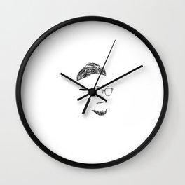 movembeard Wall Clock