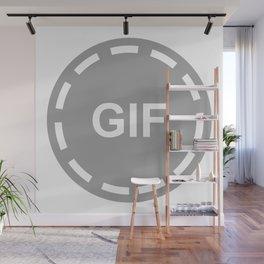 GIF Wall Mural