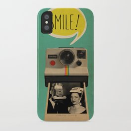 Color Chaos Collection -- Smile iPhone Case