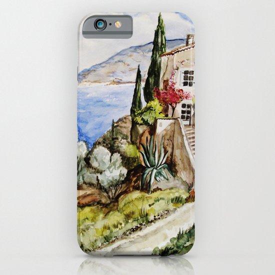 Èze Village iPhone & iPod Case