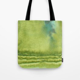 Mossy Cliffs Tote Bag