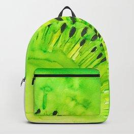 Kiwi fruit Backpack