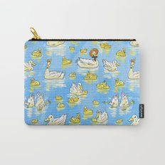 Lucky Duck Carry-All Pouch