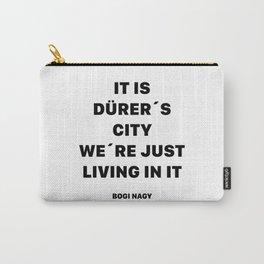 DÜRER´S CITY Carry-All Pouch