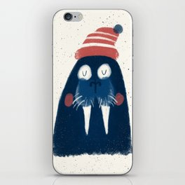 Wally The Walrus iPhone Skin