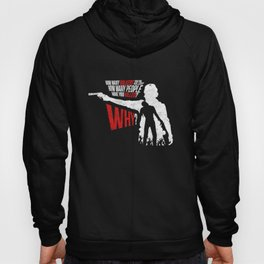 Three Simple Questions Hoody