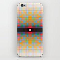 Momo pixel iPhone & iPod Skin