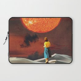 Your Heart Is The Sun Laptop Sleeve
