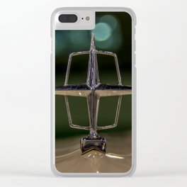 Take to the Road Clear iPhone Case