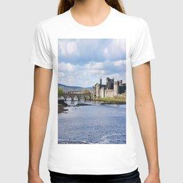 King John's Castle T-shirt