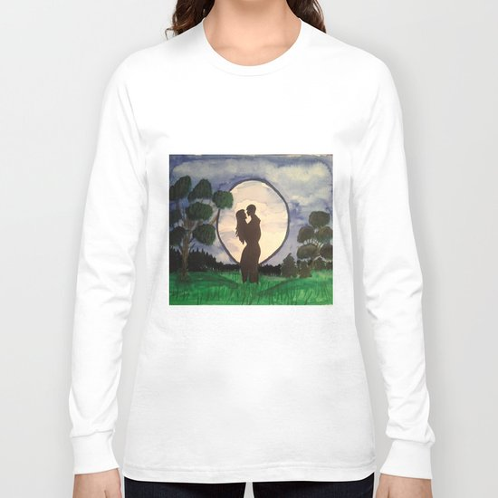 Shadow love Long Sleeve T-shirt