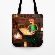 Lily's Magic Room Tote Bag