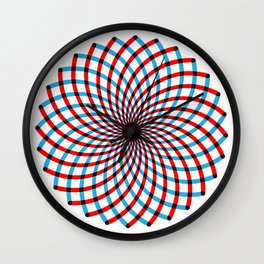 For when you feel dizzy Wall Clock