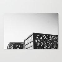 denmark Canvas Prints featuring Denmark Architecture by Stefvin