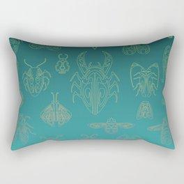 Little Beasts Sunrise Rectangular Pillow