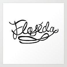 Flaseda Art Print