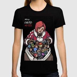 Merry ChristMass Effect T-shirt