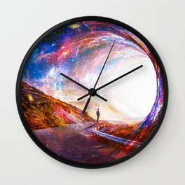 Beginning of the End Wall Clock