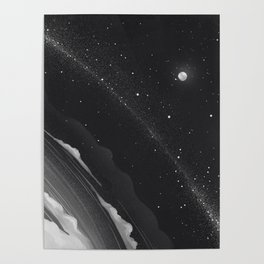 Planets lost in the vast of Space: 06 Poster