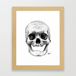 Geza Uirmeny Framed Art Print